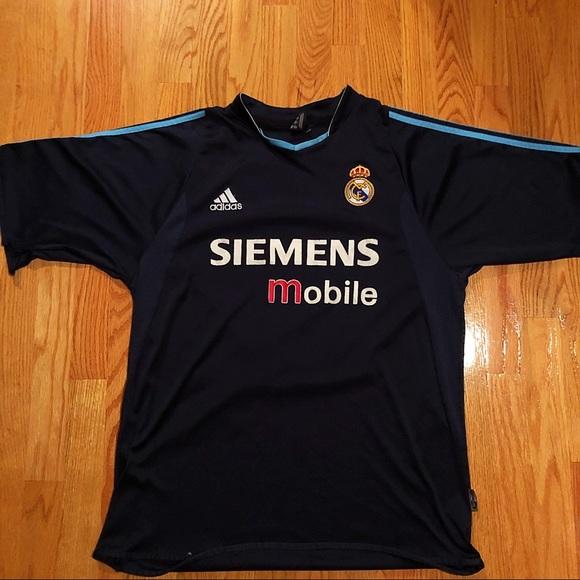 05b6b26b9a5 adidas Other - Zinedine Zidane Real Madrid Adidas Jersey  03  04